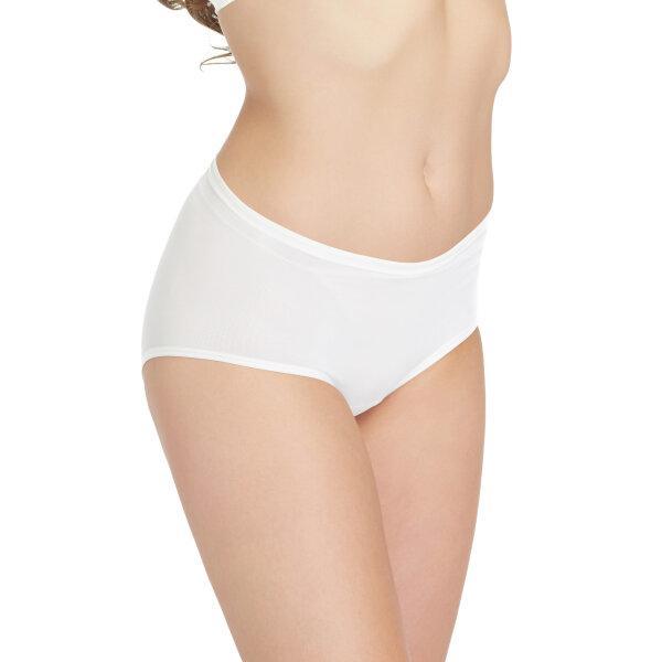 วาโก้ กางเกงในอนามัย ครึ่งตัว (Wacoal Hygieni Night Short Panty) รุ่น WU5041 Set 3 ชิ้น สีครีม (CR)
