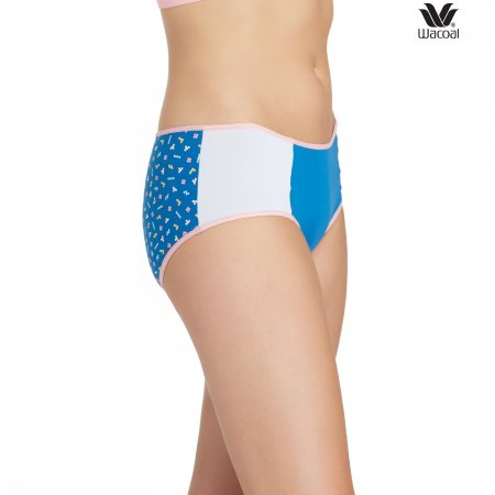 Wacoal Fashion Boyleg Panty Set 3 ชิ้น รุ่น WU8405