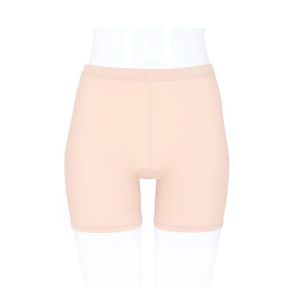 วาโก้ กางเกงซับในขาสั้น (Wacoal Hot Pants Feminine Protection Panty) Set 2 ชิ้น รุ่น WU8828 สีเนื้อ (NN)