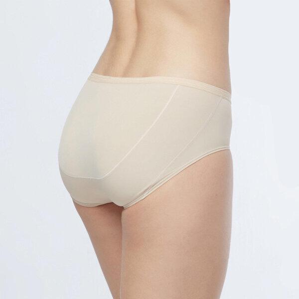 วาโก้ กางเกงในไม่เข้าวิน (Wacoal U-Fit Half Panty) Set 2 ชิ้น รุ่น WU3937 สีเนื้อ (NN) รูปแบบ Half