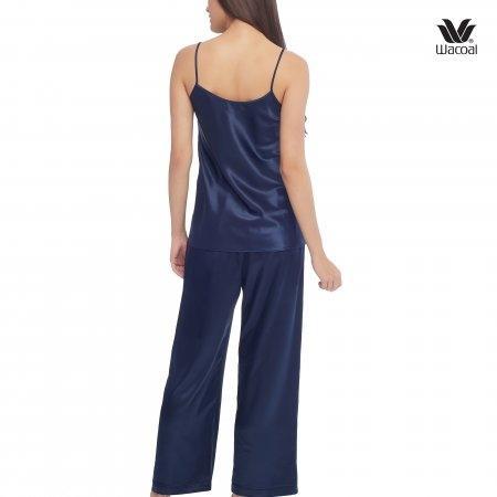 Wacoal Night wear รุ่น WN7C52 สีน้ำเงิน (BU)