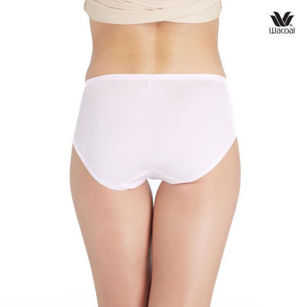 Wacoal Half Panty กางเกงในรูปแบบครึ่งตัว เซ็ต 3 ชิ้น รุ่น WU3722 สีชมพู (PI)
