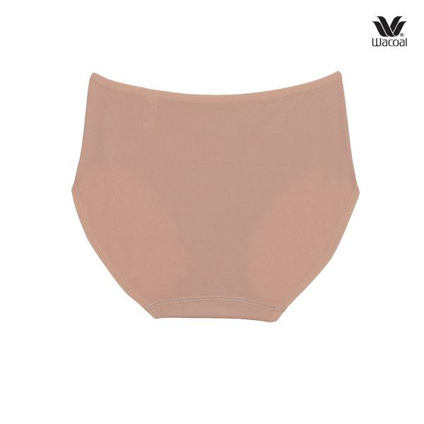 Wacoal Half Panty กางเกงในรูปแบบครึ่งตัว เซ็ต 3 ชิ้น รุ่น WU3287 สีโอวัลติน (OT)