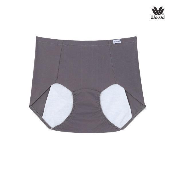 Wacoal New Hygieni Night Panty Set 2 ชิ้น รุ่น WU5901 สีเทาอมดำ (GB)
