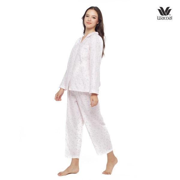 Wacoal Night Wear รุ่น WN9M15 สีชมพู (PI)
