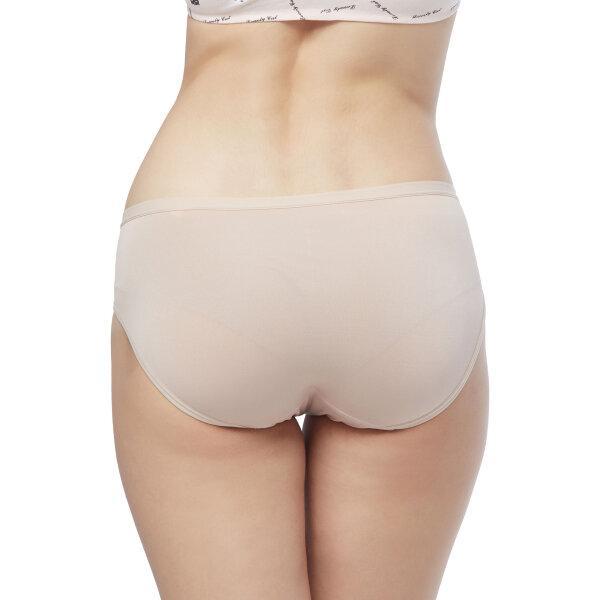 วาโก้ กางเกงใน บิกินี่ (Wacoal Value Pack Bikini Panty) รุ่น WU1M01,WQ6M01(WU1C34) set 5 ชิ้น สีเบจ (BE)
