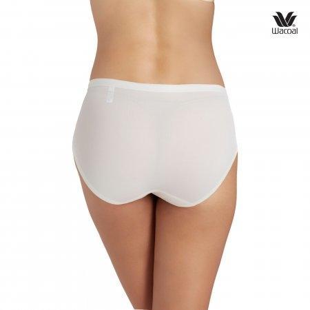 Wacoal Bikini Panty Set 3 ชิ้น รุ่น WU1M01 สีครีม (CR)