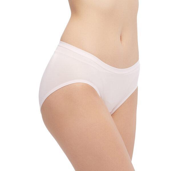 วาโก้ กางเกงในอนามัย ครึ่งตัว (Wacoal Hygieni Night Short Panty) รุ่น WU5202 Set 3 ชิ้น สีชมพู (PI)