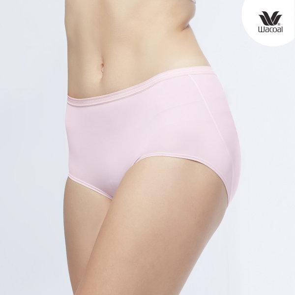 Wacoal U-Fit Short Panty Set 2 ชิ้น รุ่น WU4937 สีชมพูดอกคาร์เนชั่น (CP)