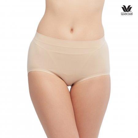 Wacoal Panty Oh my nude : Half รุ่น WU3906 Set 2 ชิ้น สีเนื้อ (NN)