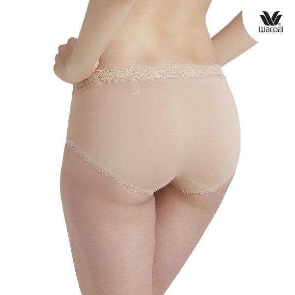 Wacoal Short Panty Set 3 ชิ้น รุ่น WU4C35 สีเบจ (BE)