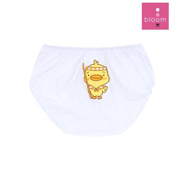 Wacoal Bloom Panty กางเกงในสำหรับเด็ก แพ็ค 5 ชิ้น รุ่น WU6A05 ลาย Little Duck