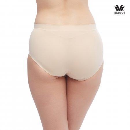Wacoal Bikini Oh my nudes Panty Set 2 ชิ้น รุ่น WU2906 สีเนื้อ (NN)