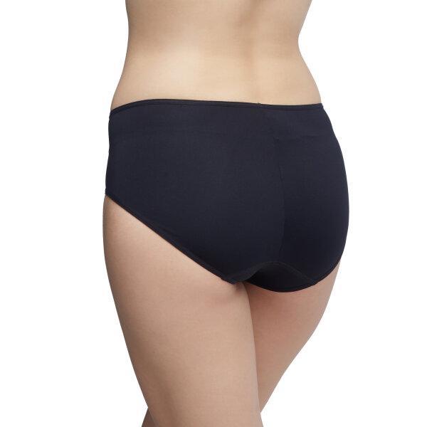 วาโก้ กางเกงใน ครึ่งตัว (Wacoal Half Panty) รุ่น WU3459 Set 5 ชิ้น สีดำ (BL)