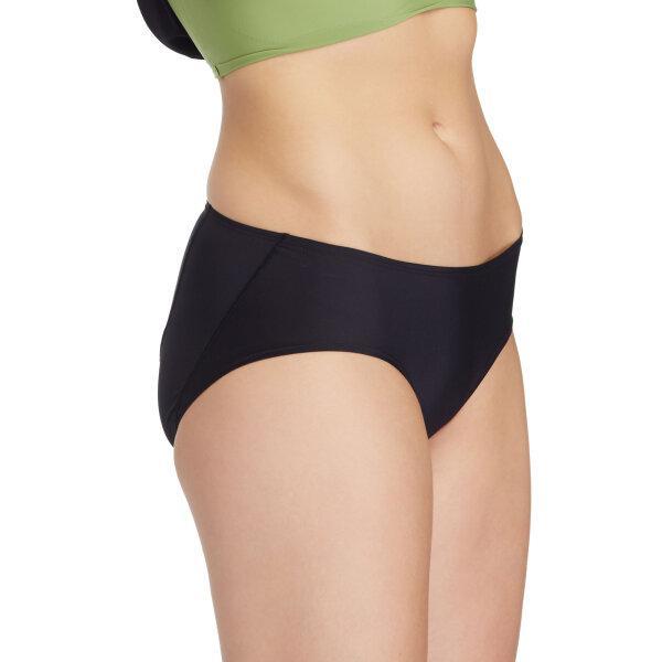 วาโก้ กางเกงในไม่เข้าวิน (Wacoal U-Fit Bikini Panty) รุ่น WU2986 Set 3 ชิ้น สีดำ (BL)