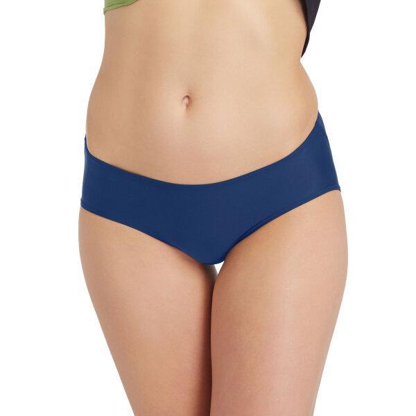 วาโก้ กางเกงในไม่เข้าวิน (Wacoal U-Fit Bikini Panty)  รุ่น WU2986 Set 3 ชิ้น สีน้ำเงิน (BU)