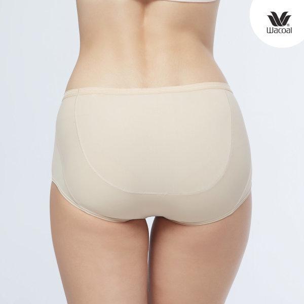 Wacoal U-Fit Short Panty Set 2 ชิ้น รุ่น WU4937 สีเนื้อ (NN)