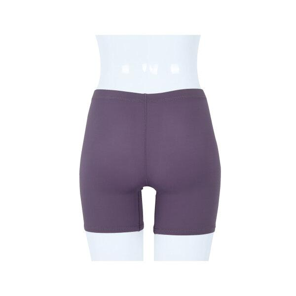 วาโก้ กางเกงซับในขาสั้น (Wacoal Hot Pants Feminine Protection Panty) Set 2 ชิ้น รุ่น WU8828 สีม่วง (VI)