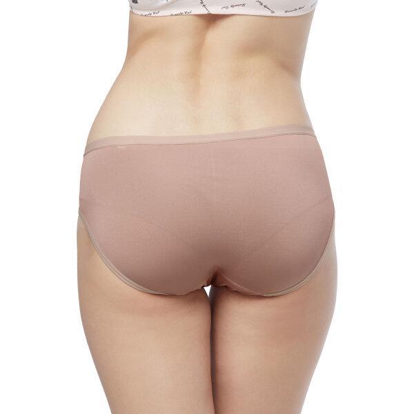 วาโก้ กางเกงใน บิกินี่ (Wacoal Value Pack Bikini Panty) รุ่น WU1M01,WQ6M01(WU1C34) set 5 ชิ้น สีส้มอมน้ำตาล (OB)