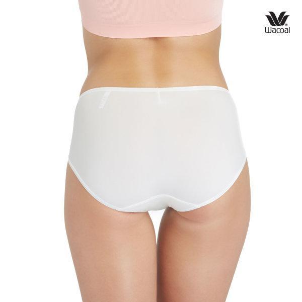 Wacoal Super Soft Half Panty Set 3 ชิ้น รุ่น WU3811 สีครีม (CR)