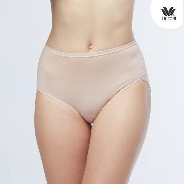 Wacoal Short Panty Set 3 ชิ้น รุ่น WU4M01 สีเบจ (BE)