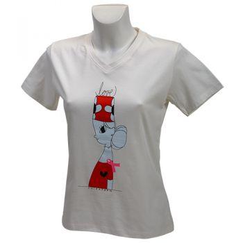 Wacoal เสื้อยืด T-Shirt รุ่น WW9143