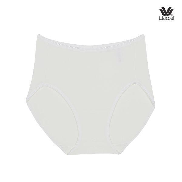 Wacoal Short Panty กางเกงในรูปแบบเต็มตัว เซ็ต 3 ชิ้น รุ่น WU4811 สีครีม (CR)