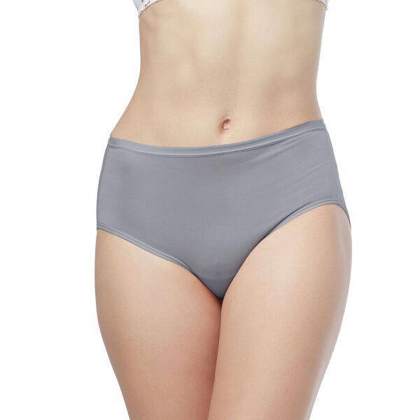 วาโก้ กางเกงใน เต็มตัว (Wacoal Value Pack Bikini Panty) รุ่น WU4M01(WU4C34) set 5 ชิ้น สีเทา (GY)