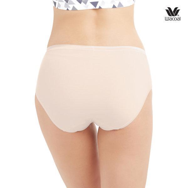 Wacoal Panty Material Innovation : รุ่น Filagen Pack 3 ชิ้น WU3010 สีเบจ (BE)