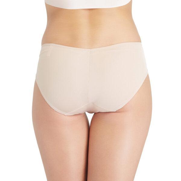 วาโก้ กางเกงในเอวต่ำ บิกีนี (Wacoal Oh my nude Low Rise V - Cut Bikini Panty) รุ่น WU2458 Set 5 ชิ้น สีเบจ (BE)