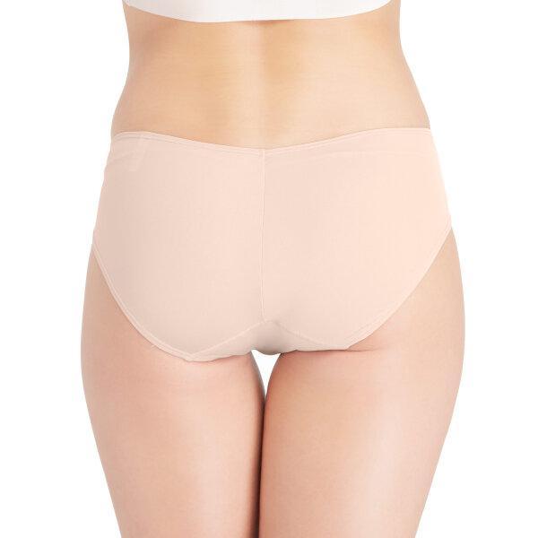 วาโก้ กางเกงในเอวต่ำ บิกีนี (Wacoal Oh my nude Low Rise V - Cut Bikini Panty) รุ่น WU2458 Set 5 ชิ้น สีเนื้อ (NN)