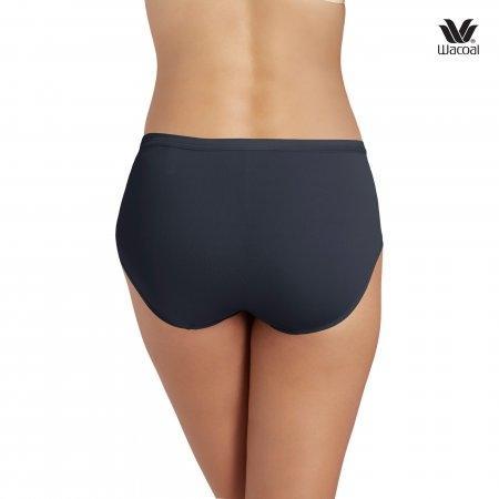 Wacoal Bikini Panty Set 3 ชิ้น รุ่น WU1M01 สีน้ำเงิน (BU)