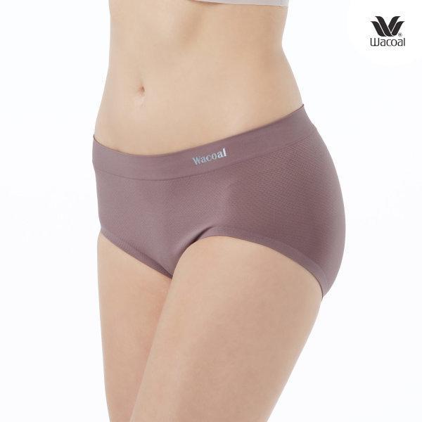 Wacoal Oh my nudes Bikini Panty Set 2 ชิ้น รุ่น WU2998 สีน้ำตาลไหม้ (BT)