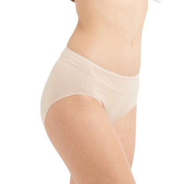 วาโก้ กางเกงในนุ่มสบาย ครึ่งตัว (Wacoal super soft Half Panty) รุ่น WU3811 Set 5 ชิ้น สีเบจ (BE)