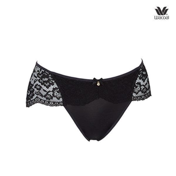 Wacoal Luxury Panty รุ่น WD7071 สีดำ (BL)