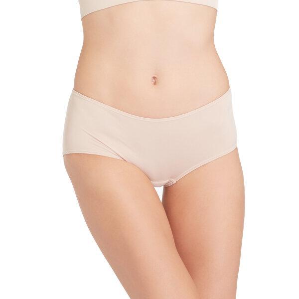 วาโก้ กางเกงในเอวต่ำ ขาสั้น (Wacoal Oh my nude Boyleg Panty) รุ่น WU8458 Set 5 ชิ้น สีเนื้อ (NN)