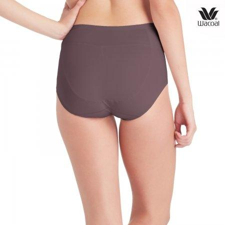 Wacoal U-Fit Extra Panty Short Set 3 ชิ้น รุ่น WU4838 สีน้ำตาลไหม้ (BT)