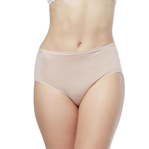 วาโก้ กางเกงใน เต็มตัว (Wacoal Value Pack Bikini Panty) รุ่น WU4M01(WU4C34) set 5 ชิ้น สีเบจ (BE)