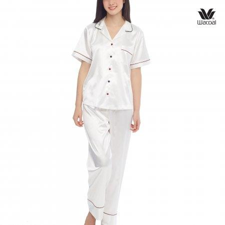 Wacoal Night wear รุ่น WN7C50 สีขาว (WH)