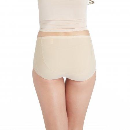 Wacoal U-Fit Panty Short Set 3 ชิ้น รุ่น WU4937 สีเนื้อ (NN)