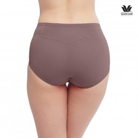 Wacoal  Short Secret Support Panty Set 2 ชิ้น รุ่น WU4836 สีน้ำตาลไหม้ (BT)