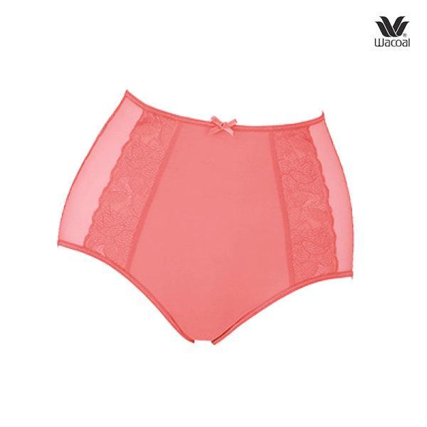 Wacoal Luxury Panty รุ่น WD9061 สีแดง (RE)