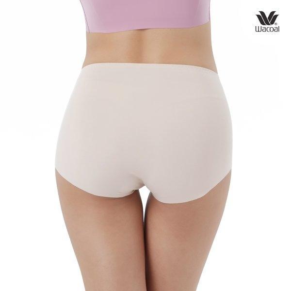 Wacoal Oh my nudes Short Panty Set 2 ชิ้น รุ่น WU4690 สีเบจ (BE)