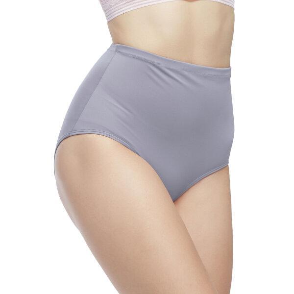 วาโก้ กางเกงในเก็บกระชับหน้าท้อง เอวสูง (Wacoal High Waist Panty) รุ่นWU4888 Set 3 ชิ้น สีเทา (GY)