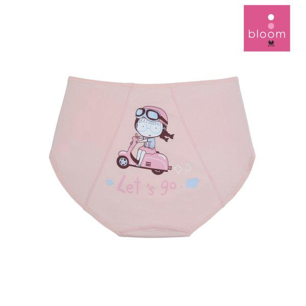 Wacoal Hygieni Panty กางเกงในอนามัย เซ็ต 3 ชิ้น รุ่น WU5B01,WU5B02 สีดำ(BL), สีส้ม(OR)