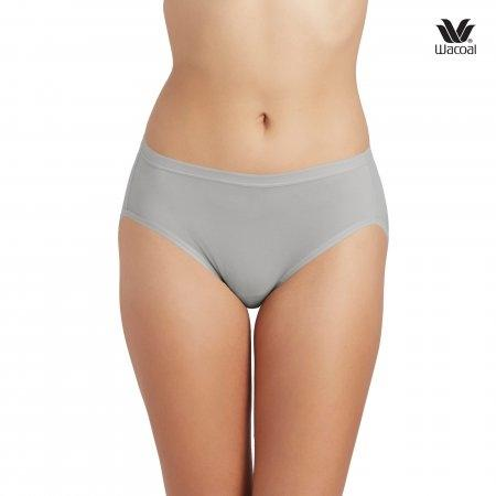 Wacoal Bikini Panty Set 3 ชิ้น รุ่น WU1M01 สีเทา (GY)