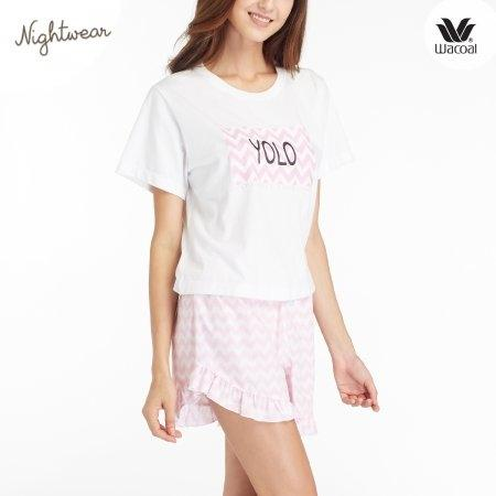 Wacoal Night Wear รุ่น WV5A78