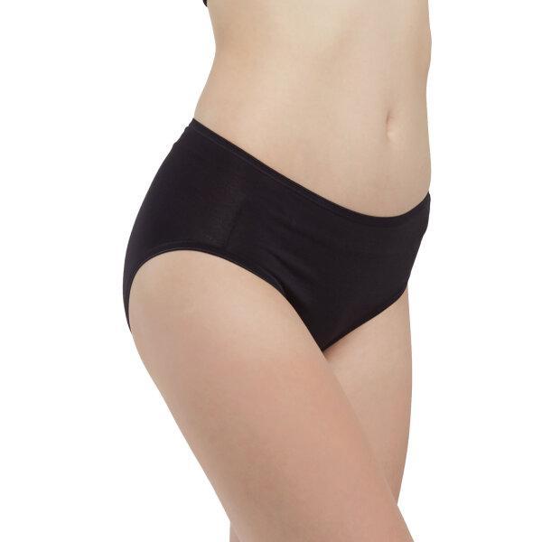 Wacoal Material Innovation Bamboo Half Panty Pack 3 ชิ้น รุ่น WU3585