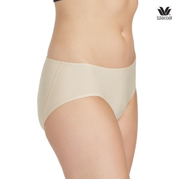 Wacoal U-Fit Bikini Panty Set 2 ชิ้น รุ่น WU2986 สีเนื้อ (NN)