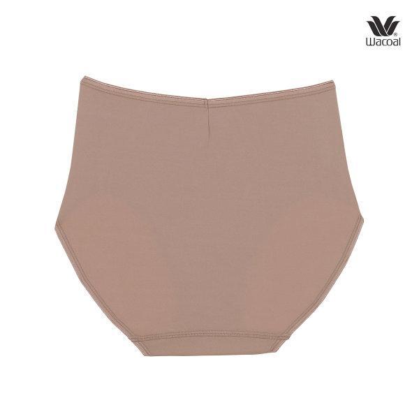 Wacoal Short Panty กางเกงในรูปแบบเต็มตัว เซ็ต 3 ชิ้น รุ่น WU4811 สีโอวัลติน (OT)